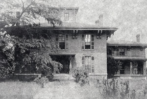 Historic photo of Appleton Hall