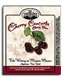 Cherry Concerto label