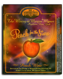 Peach For the Stars label